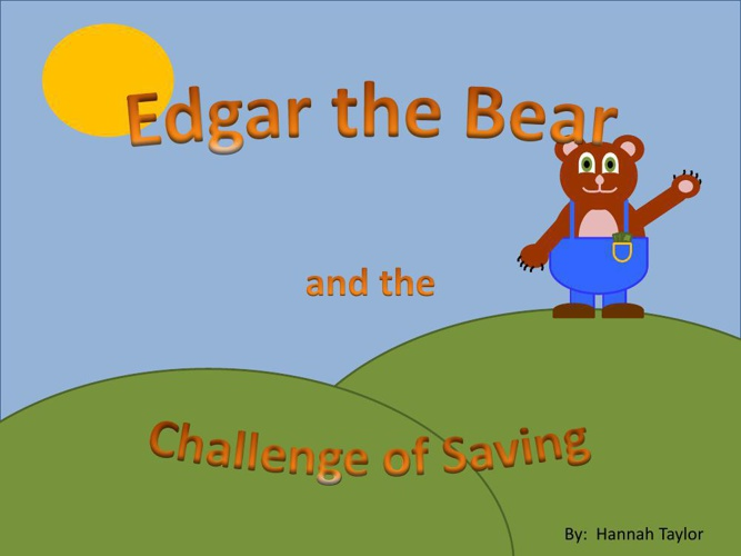 Edgar the Bear