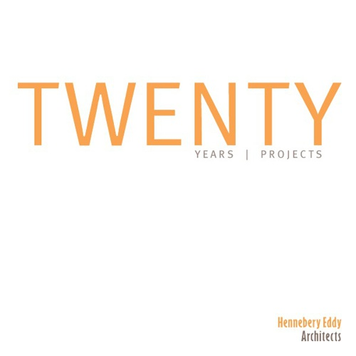 Twenty Years.  Twenty Projects.