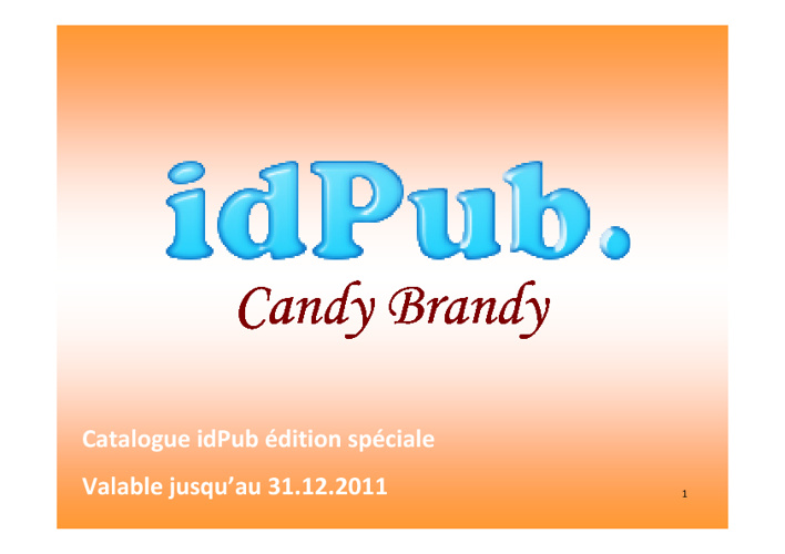 Candy Brandy