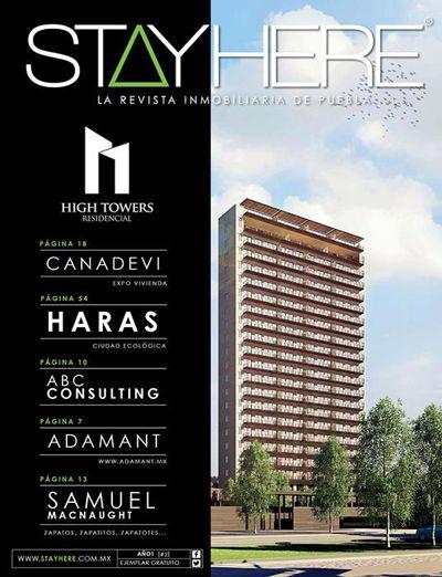 Revista Stayhere Abril-Mayo