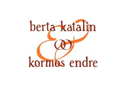 Berta Katalin & Kormos Endre