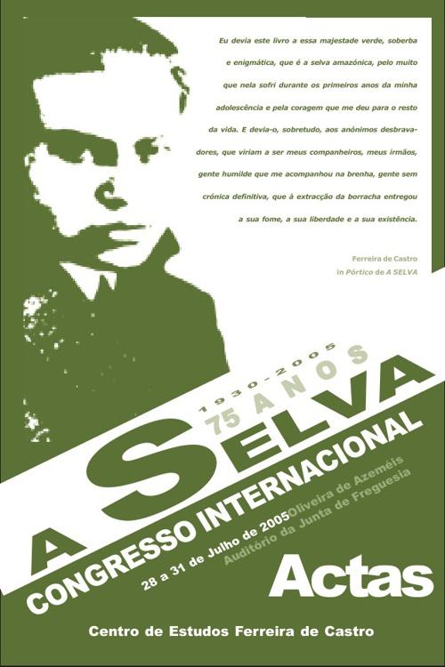 Actas Congresso - 75 anos - A Selva