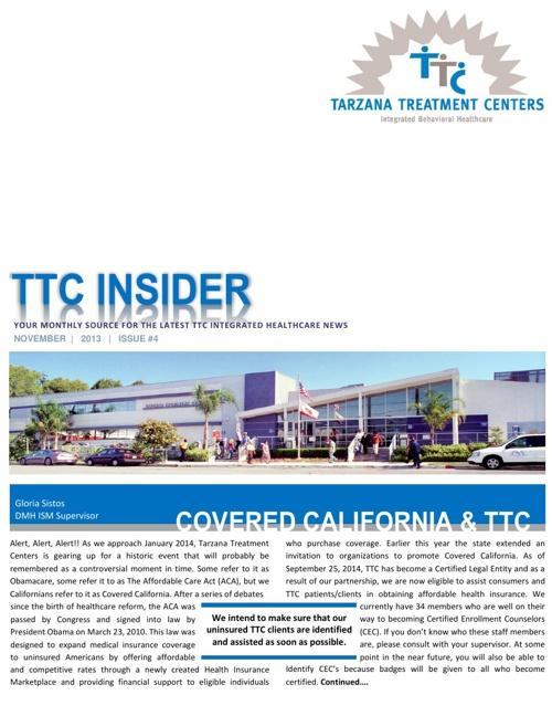November 2013 Issue #4