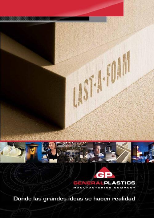 GP corporate brochure - Spanish