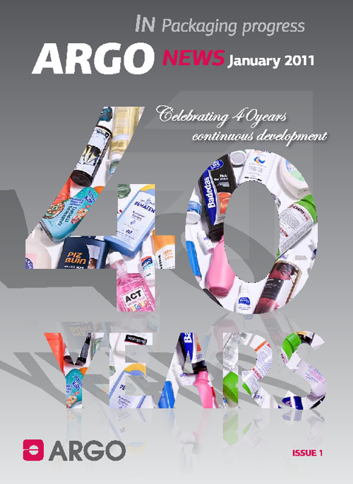 ARGO News Issue 1 (En)