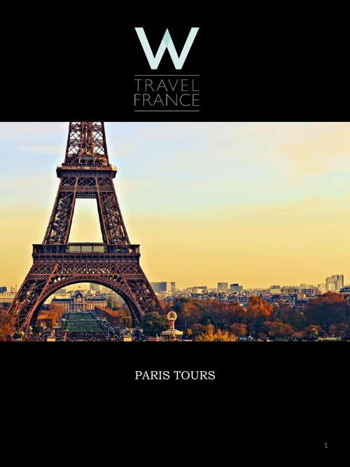 PARIS TOUR - WTRAVEL