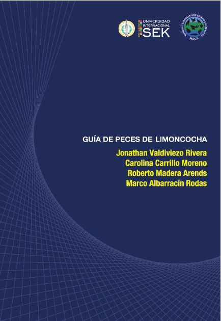 Guía de peces de Limoncocha (Libro)