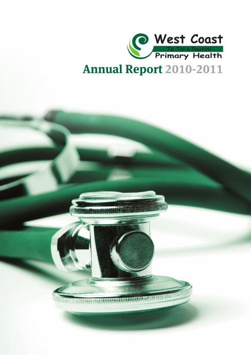 PHO Annual Report
