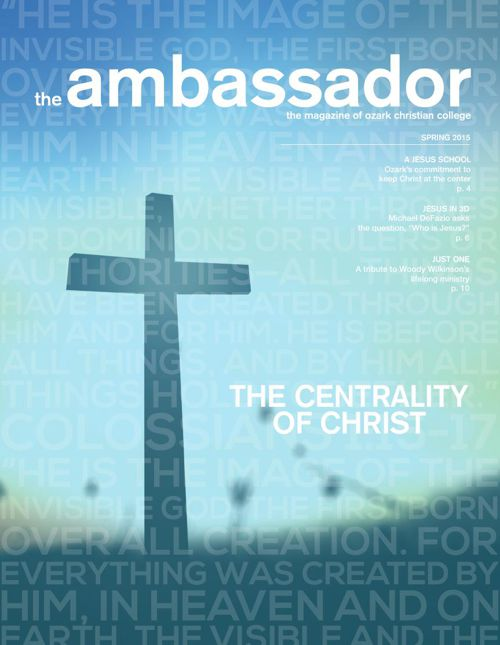 The Ambassador - Spring 2015