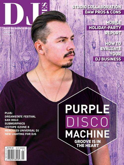 Submorphics DJTimes Magazine