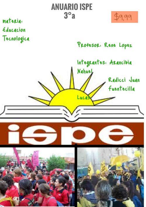 Anuario ISPE 2015