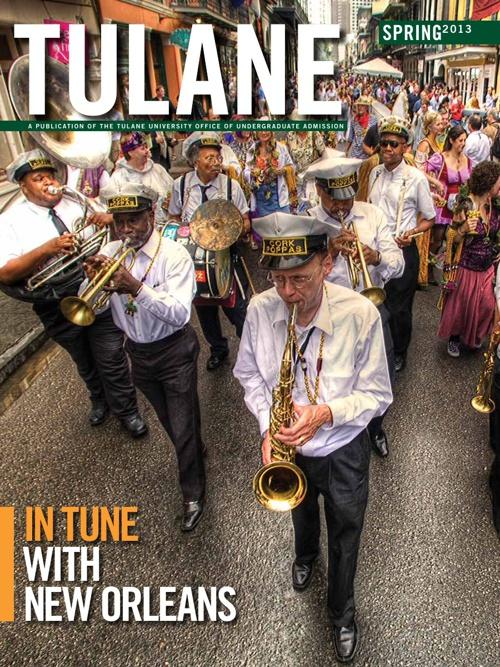 Tulane - Spring 2013