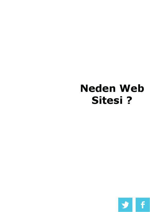 neden web sitesi edinmeliyiz?