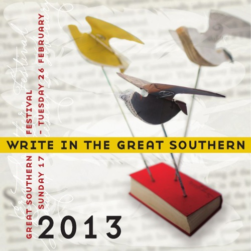 Write in the Great Southern 2013