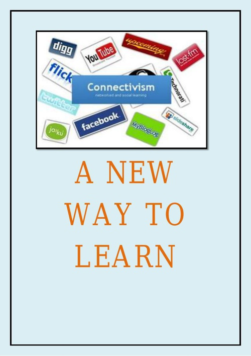 A NEW WAY TO LEARN 2