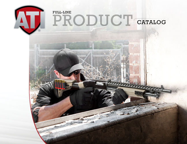 2017 ATI Full-Line Catalog