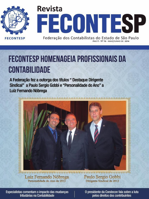 Revista Fecontesp 76