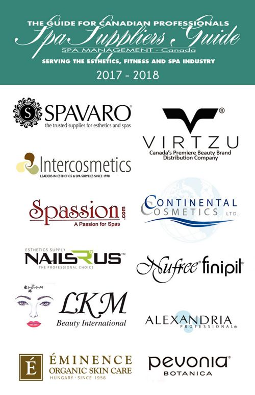 Spa Suppliers Guide 2017 - Web