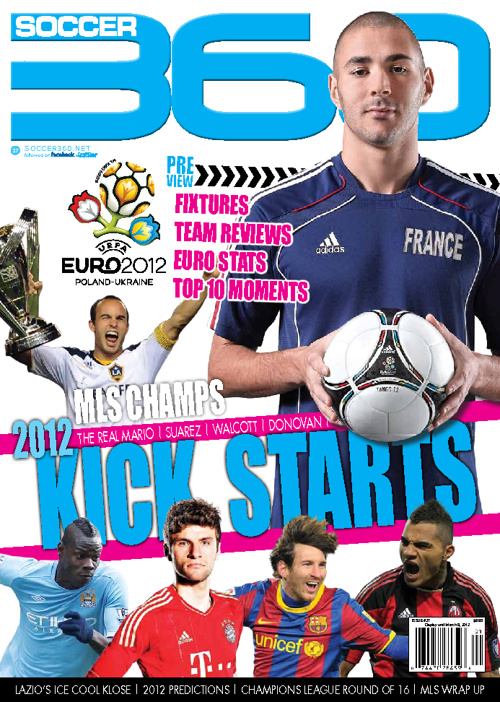 Soccer360 issue37