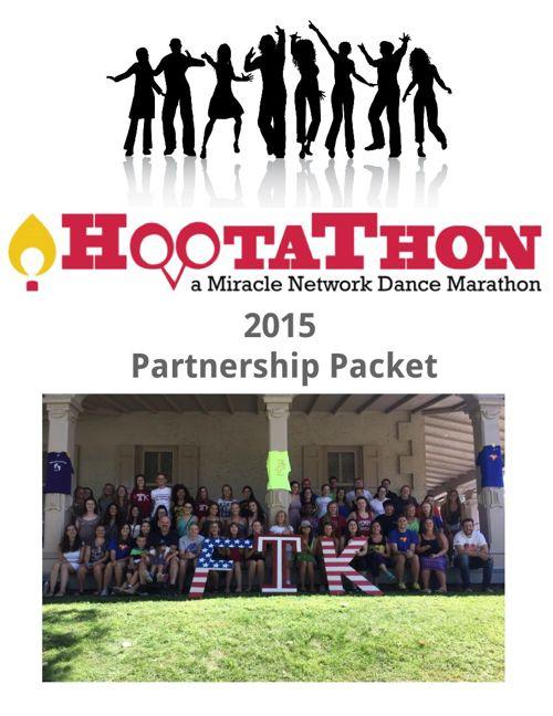 2015 Partnership Packet