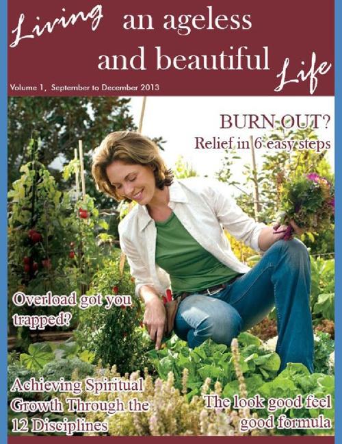 Living an Ageless and Beautiful Life September 2013