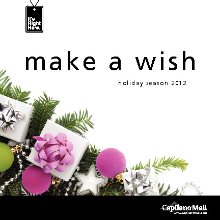 Capilano Mall - Make a Wish
