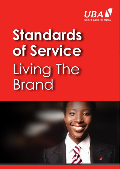 Standards of Service Living The Brand