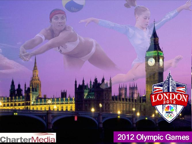 Olympics - Charter Media