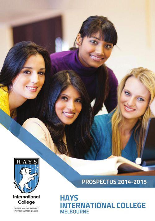 Hays brochure new