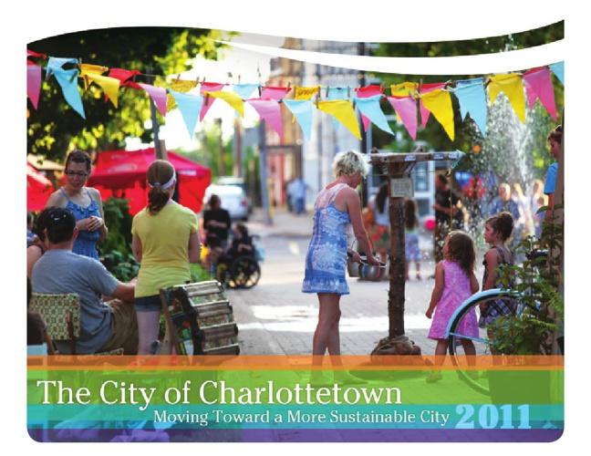 Sustainablity Snap Shot: City of Charlottetown 2011
