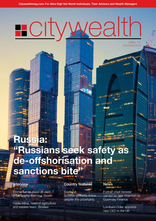 Citywealth e-magazine, edition 171