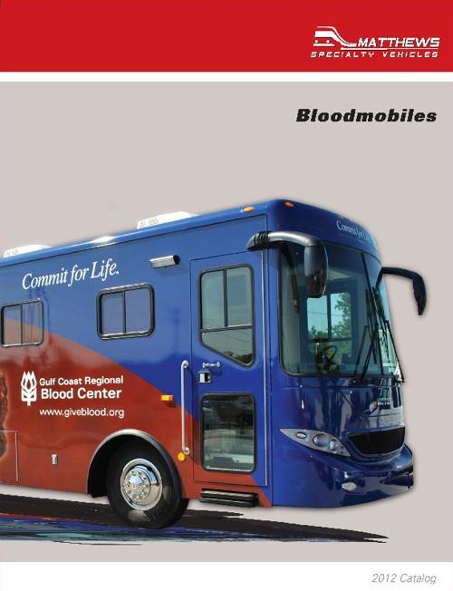 MSV Bloodmobile 2012 Catalog