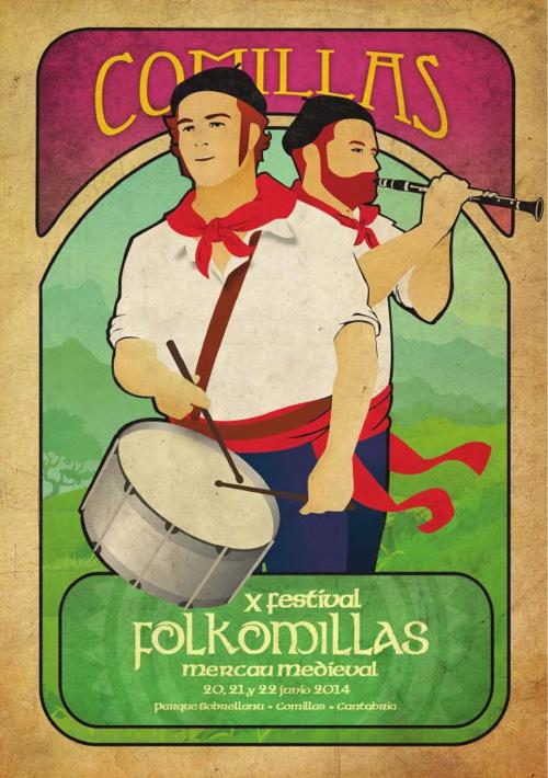 Libreto Folkomillas Festival 2014
