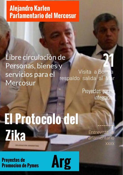 Parlamentario del mercosur