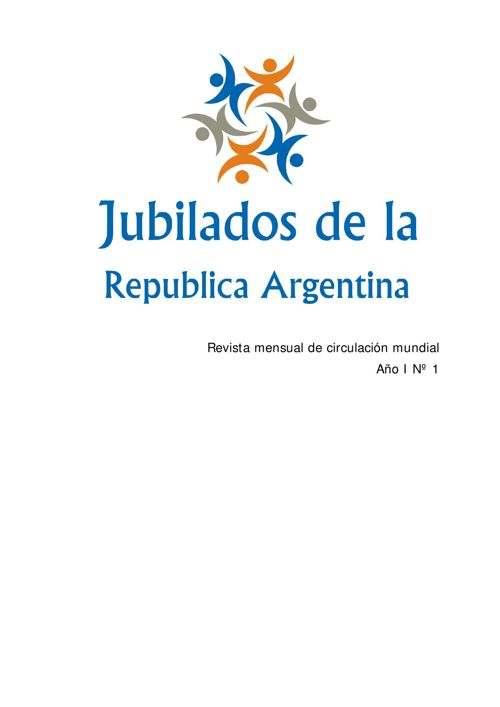 Jubilados de la Republica Argetina - 01 Jun17