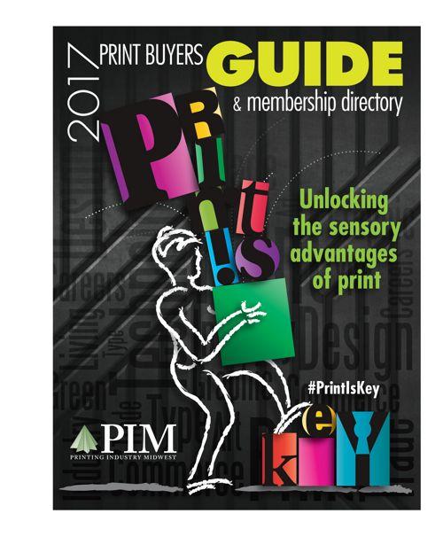 2017 PIM Print Buyers Guide