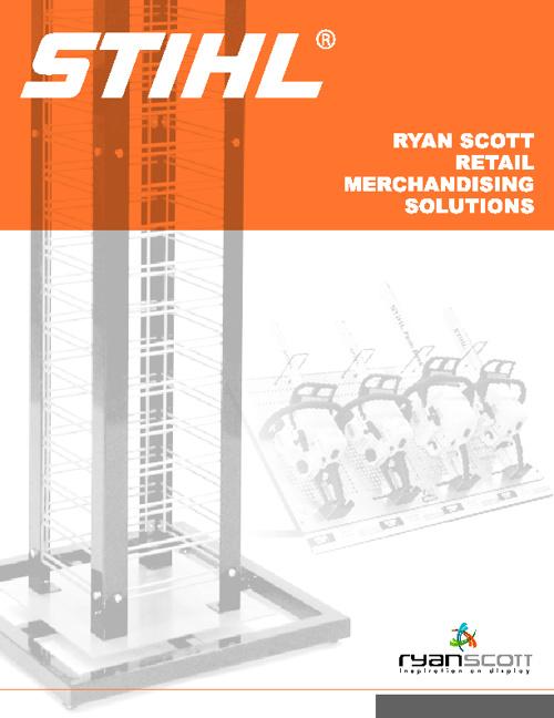 Stihl Merchandising Solutions