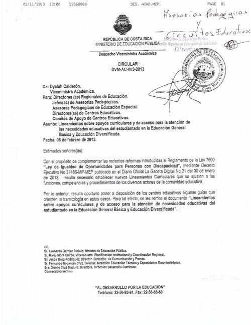 ACCSESO PARA LA ATENCION DE NECESIDADES EDUCATIVAS DEL ESTUDIANT