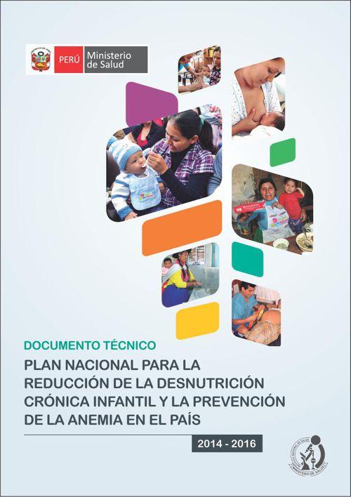 _Plan_Reduccion de desnutricion cronica