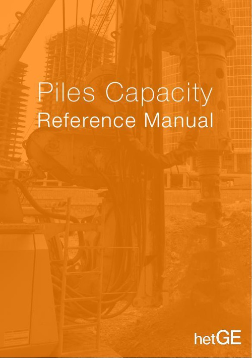 Piles Capacity - Reference Manual