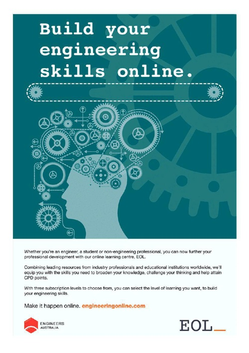 Build your engineering skills online - EngineeringOnline.com