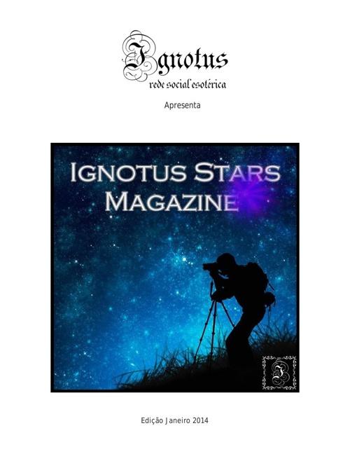 Ignotus Stars Magazine Janeiro 2014