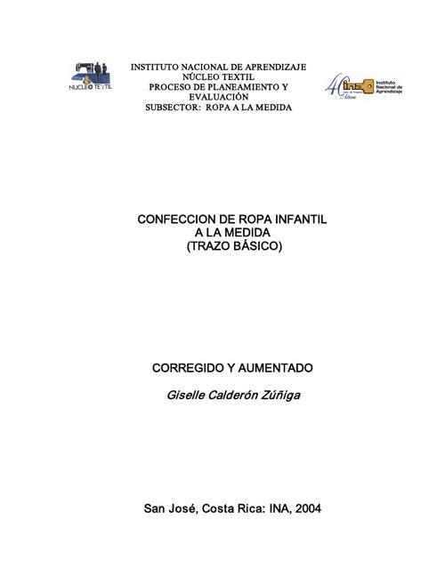 CONFECCION