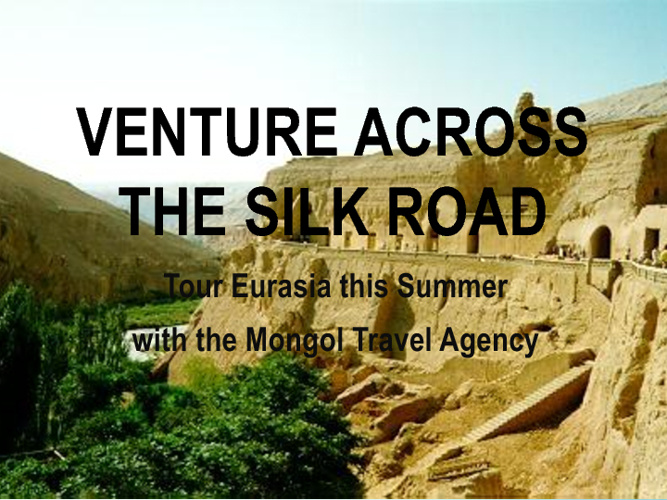 Silk Road Brochure