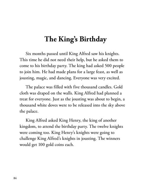 the king's birthday