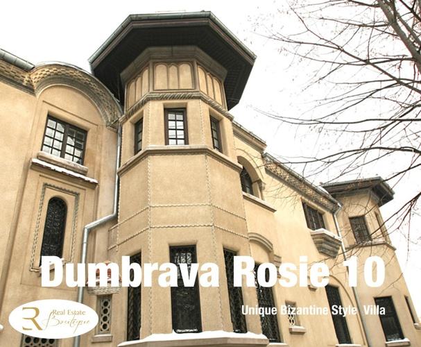 Unique Byzantine Style Villa