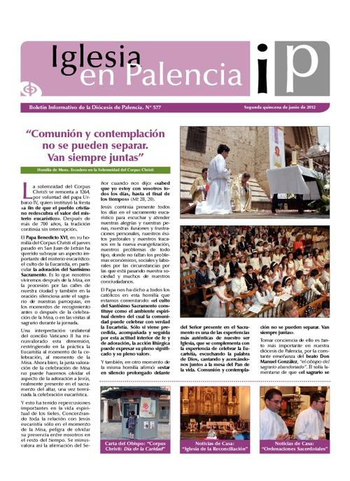 Iglesia en Palencia - 577