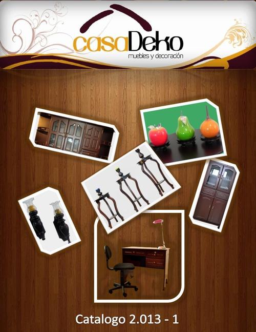 Catalogo Accesorios Casa Deko