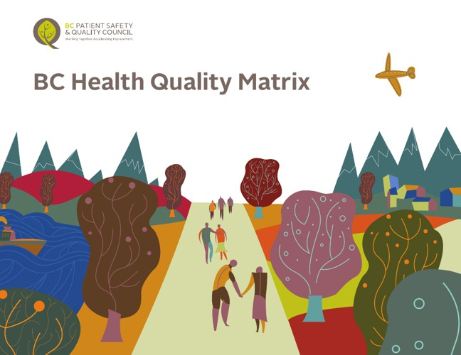 The BC Health Quality Matrix