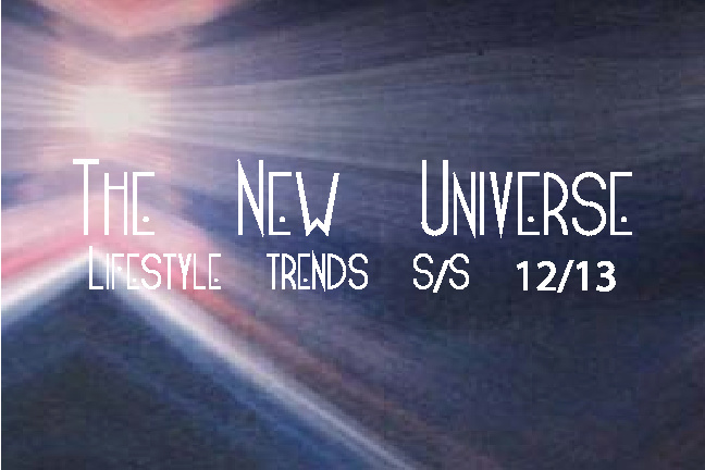 The New Universe Trends 12/13